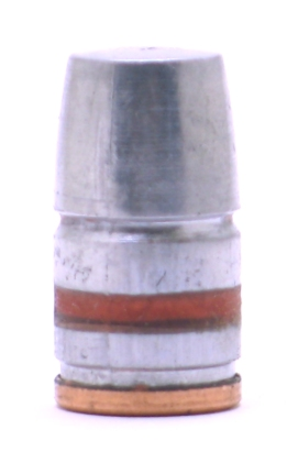 350 Grain Round Flat Nose Gas Check (.452)