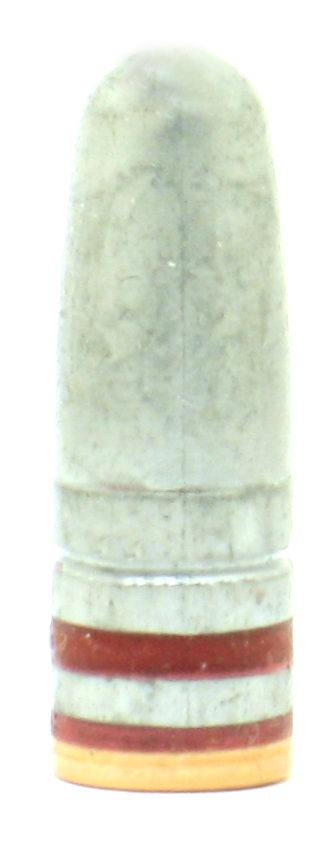 250 Grain Long Round Nose Gas Check (.359)